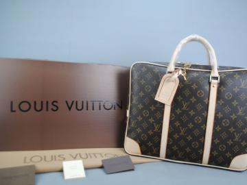 LOUIS VUITTON MONOGRAM CANVAS PORTE-DOCUMENTS