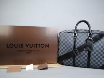 LOUIS VUITTON DAMİER GRAPHİTE PORTE-DOCUMENTS